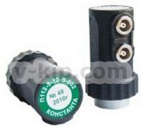 Преобразователи ультразвуковые контактные прямые раздельно-совмещенные П112 фото 1
