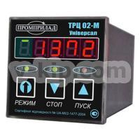 Измеритель-регулятор температуры ТРЦ 02-М Универсал
