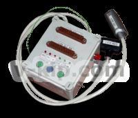 Переходное устройство для настройки и проверки блоков комплексной защиты
