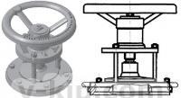 Клапаны спускные СК 20001 DN100 по СК 20001-100Р ТУ фото 1