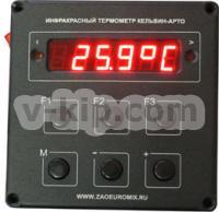 Пирометр Кельвин Компакт 1600 Д с пультом АРТО фото 1