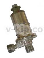 Клапан запорный угловой с электромагнитным приводом УФ 96181-006 фото 1
