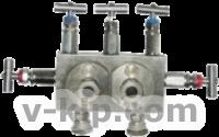 Блоки клапанов распределительных СК 90001 - 004, СК 90002 - 004, СК 90003 -004  фото 1