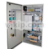 Фото станции управления насосными агрегатами