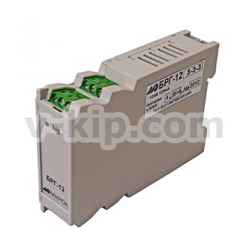 Преобразователь-разветвитель аналоговых сигналов БРГ-12 - фото