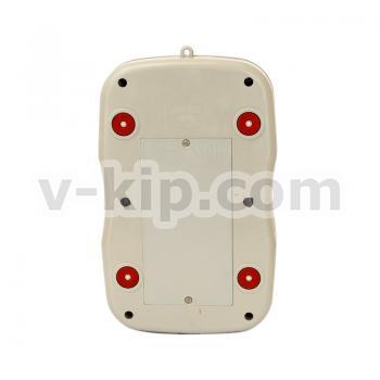 Микроомметр ЦС4105 - задняя панель