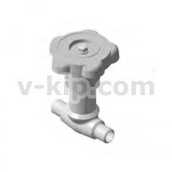 Запорные сальниковые клапаны СК 21014-010