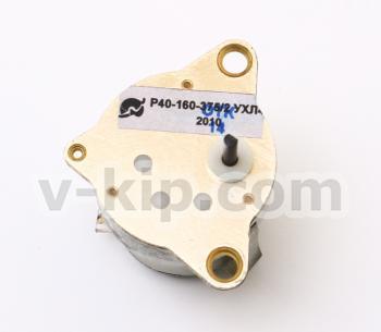 Электродвигатель ДСОР32-15-2 - вид сзади