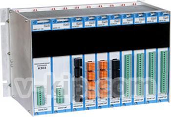 Программируемый контроллер К303 - фото