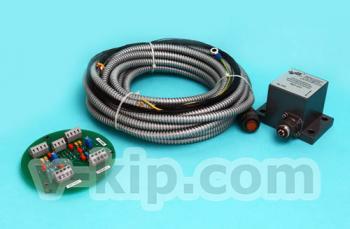 Пъезоэлектрический акселерометр ВДТ-231 - комплект