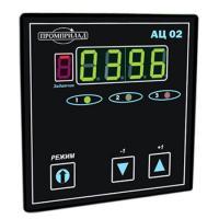Амперметр цифровой АЦ-02