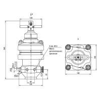 Клапан регулирующий УФ68019-015М