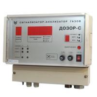 Газоанализатор газов и паров горючих жидкостей ДОЗОР-С