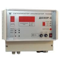 Газоанализатор вредных веществ ДОЗОР-С