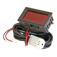 Гигрометр-термометр ВИВ-2-f - фото