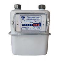 Счетчик газа Октава G2,5 - фото