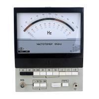 Частотомер Ф5043 - фото