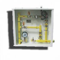 Газорегуляторный шкафной пункт (ГРПШ)
