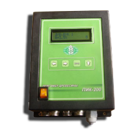 Система контроля влажности типа ПИК-200
