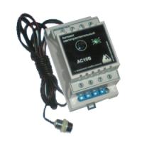 Автомат светочувствительный АС10В на Din-рейку с выводным герметичным датчиком (аналог Фотореле ФР-3) фото 1