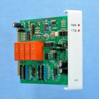 Модуль ввода дискретных сигналов и вывода команд управления МСУ - фото