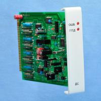Модуль ввода дискретных сигналов МДС - фото