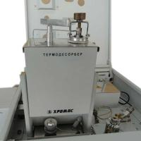 Съемный термодесорбер хроматографа Хромос ГХ-1000 - общий вид
