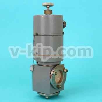 Клапан долива РКЖ-30-24В - вид сзади