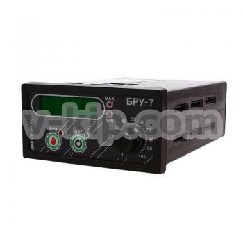 Блок ручного управления аналоговый БРУ-7 - фото