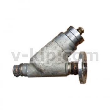 Клапан запорный сильфонный прямоточный УФ 26050-050