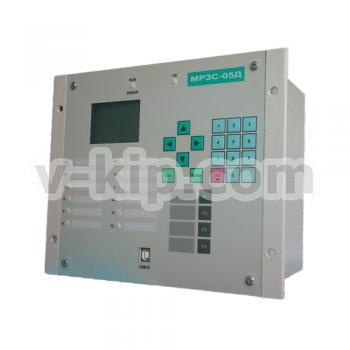 Устройство защиты электродвигателей МРЗС-05Д