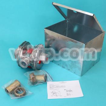 Регулятор давления РТГБ-10 - комплект поставки
