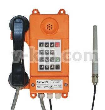 Аппарат телефонный ТАШ-41П - фото