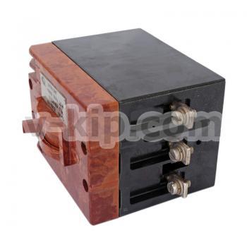 Выключатель автоматический АК-50-3МГ - вид сбоку