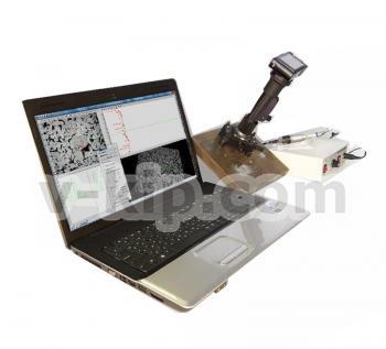 Комплекс микроскопический цифровой металлографический фото 1