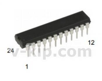 Микросхема КР537РУ25А  фото 1