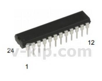 Микросхема КР537РУ25Б фото 1