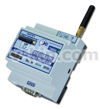 Адаптер интерфейса Serial/GSM(GPRS) Эргомера - 260.GSM фото 1