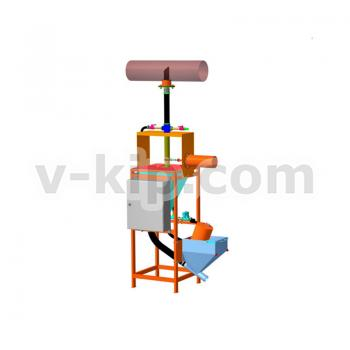 Установка для измерения крупности частиц ПИК-074П - фото