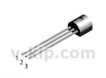 Транзистор КП501В n-канальный МОП  фото 1