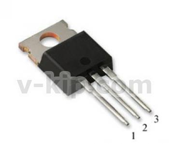 Мощный вертикальный n-канальный МОП-транзистор КП727Б  фото 1