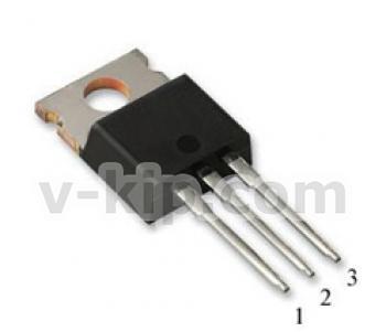 Мощный вертикальный n-канальный МОП-транзистор КП744А  фото 1