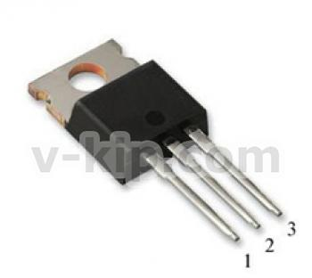 Мощный вертикальный n-канальный МОП-транзистор КП771А  фото 1