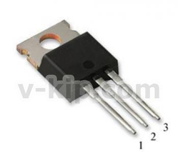Мощный вертикальный n-канальный МОП-транзистор КП727В  фото 1