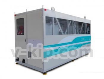 Установка испытания генераторов типа УИГ-35/70/300