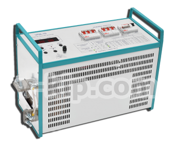 Устройство прогрузки автоматических выключателей типа УПА-10