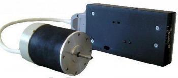 Привод электрический вентильно-реактивный