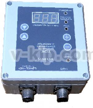 Анемометр сигнальный цифровой АСЦ фото 1