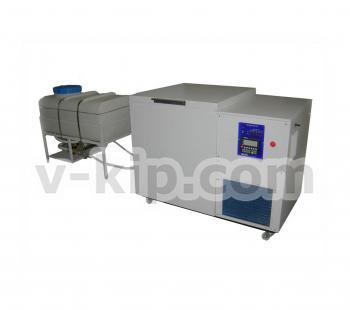 Автоматическая установка для испытаний на морозостойкость бетона УТИ 175-Х-1/-20-50 фото 1