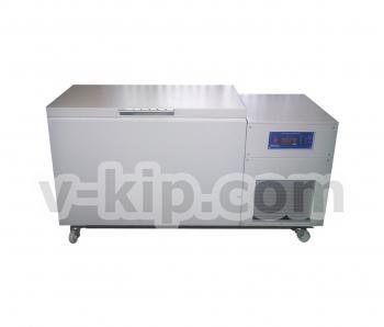 Автоматическая установка для испытаний на морозостойкость бетонов, асфальтных проб, кирпичей УТИ 160-Х-1/-20 фото 1
